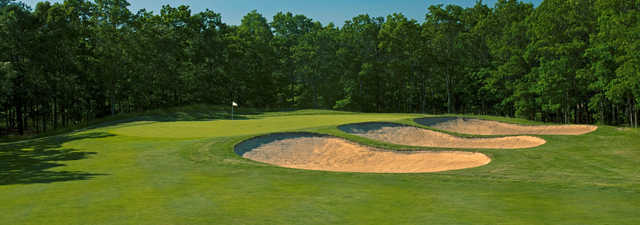 Harbor Pines GC: #16