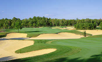 A view from Union League National Golf Club - West Course